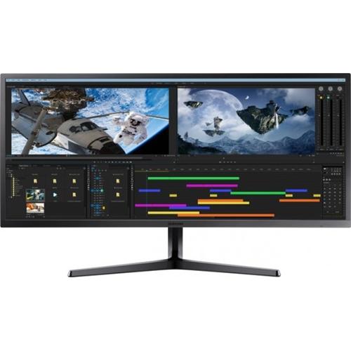 """מחיר מדהים מסך מחשב גיימינג 34"""" Samsung S34J550WQM"""