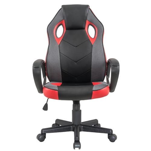 כיסא סופר-גיימר ג'וניור לנוחות מושלמת מבית HOMAX