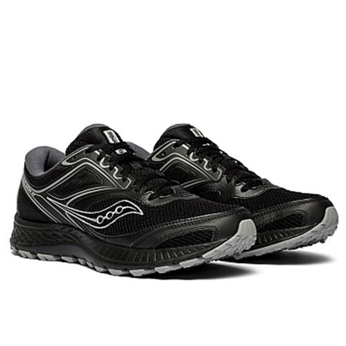 נעלי ריצת שטח גברים Saucony סאקוני דגם Cohesion TR12