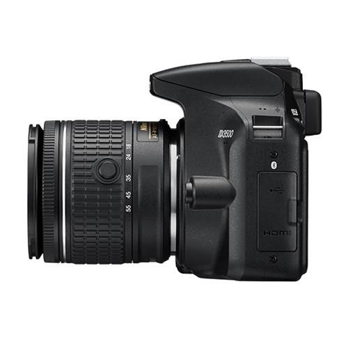 מצלמה ריפלקס דיגיטלית Nikon D3500-18-140 VR KIT