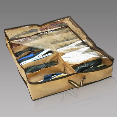 ערכה מושלמת לאחסון וסידור נעליים ובגדים