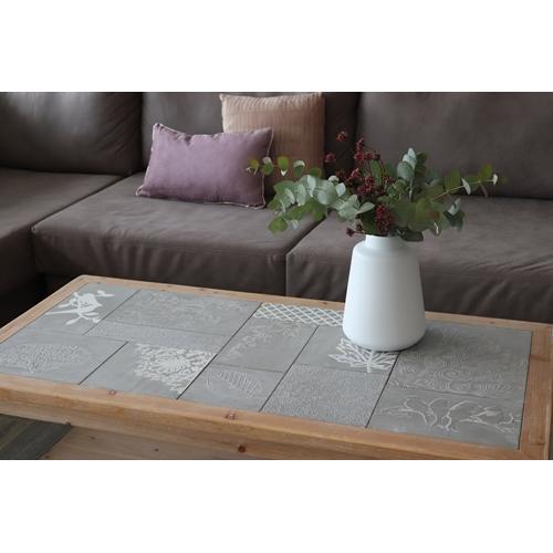 שולחן סלון מלבני TUDO DESIGN דגם ורד