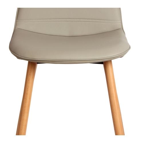 כיסא לפינת אוכל דגם סמוקי פסים – ביתילי