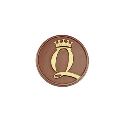 תבנית שוקולד מסיליקון להכנת מדליות LURCH