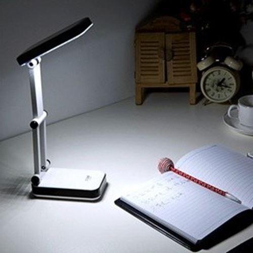 מנורת קריאה שולחנית 24 לדים עם סוללות / כבל USB