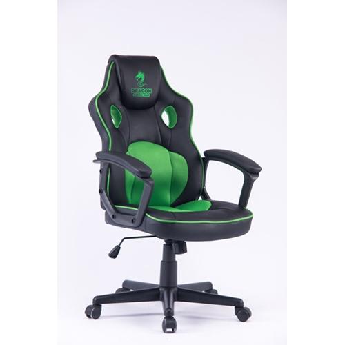 כיסא גיימינג בעיצוב ייחודי מבית DRAGON דגם COMBAT