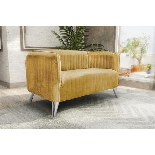 ספה דו מושבית מעוצבת HOME DECOR דגם בריסל