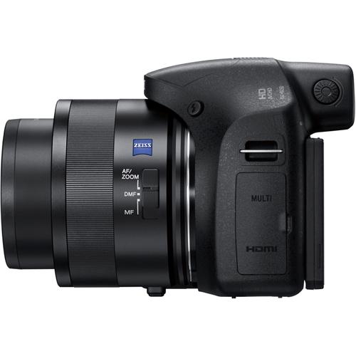 מצלמת סטילס דיגיטלית 4K SONY דגם DSC-HX350