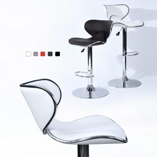 כיסא בר דגם ארנו מבית HOMAX בחמישה צבעים לבחירה