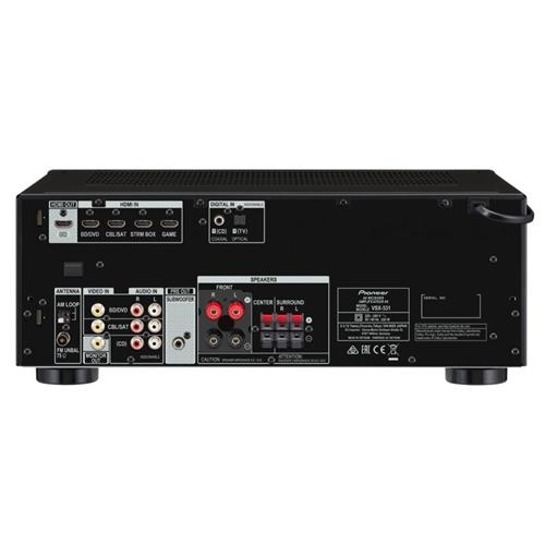 רסיבר בעל 4 כניסות HDMI דגם VSX-531