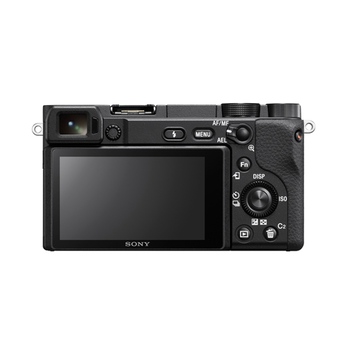 מצלמת מירורלס  ILC-E6400LB של SONY + עדשה 16-50