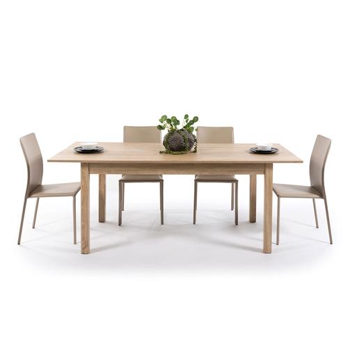 שולחן נפתח לפינת אוכל מדגם- COBURG-160