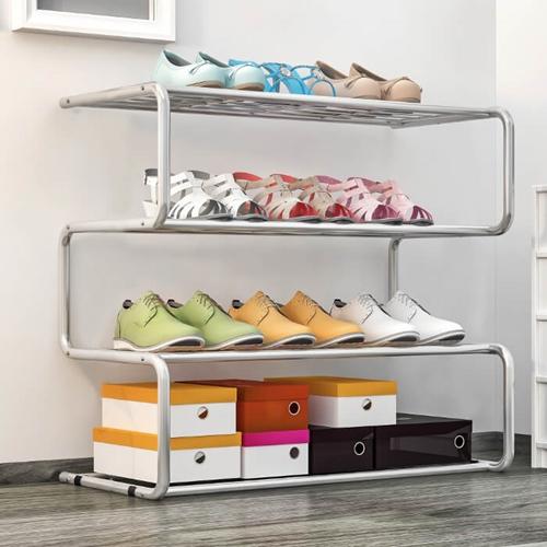 מעמד לנעליים 4 שלבים זיגזג