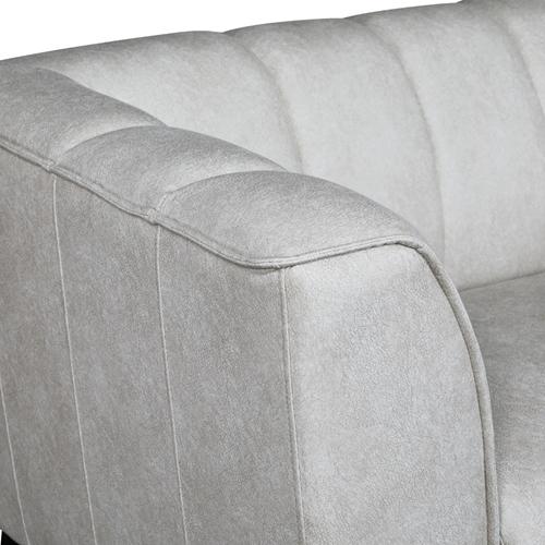 ספה רחבה 3 מ' מעוצבת מבד רחיץ HOME DECOR דגם ורונה