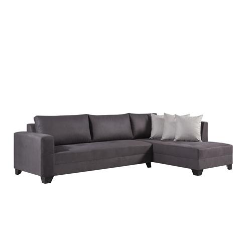 ספה פינתית מעוצבת בסגנון מודרני דגם מיכל