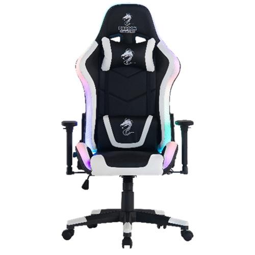 כיסא גיימינג חדשני עם תאורה DRAGON SPACE RGB
