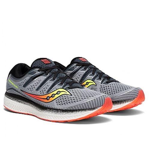 נעלי ריצה לגברים Saucony סאקוני דגם Triumph ISO 5 רחב