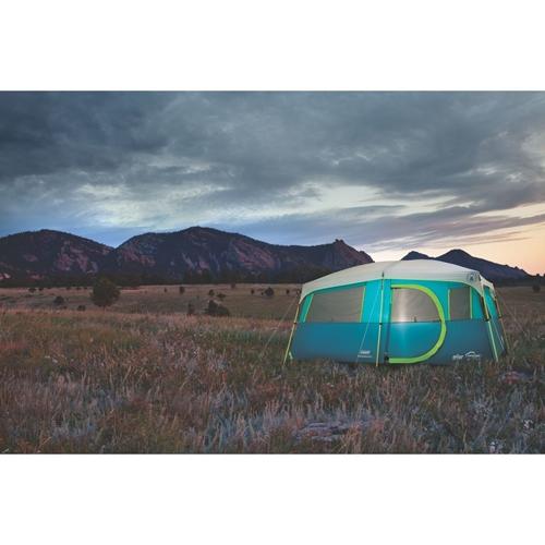 אוהל משפחתי ל-8 אנשים Coleman TENAYA LAKE FAST