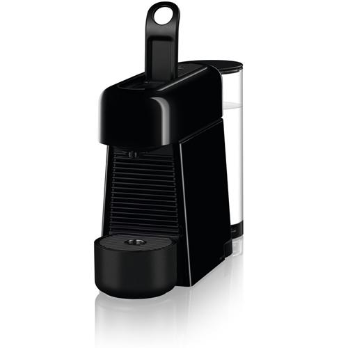 מכונת קפה NESPRESSO אסנזה פלוס בגוון שחור + מקציף