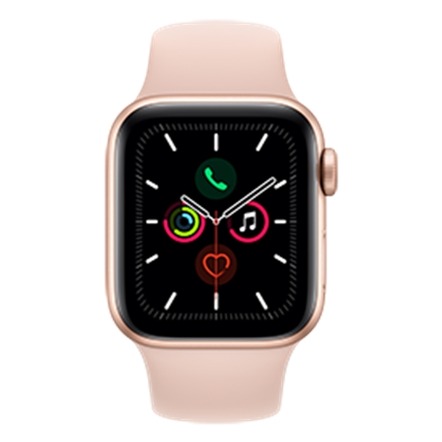 שעון חכם Apple Watch Series 5 GPS + Cellular, 44mm