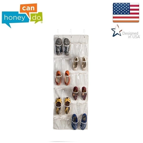 מתלה ל 24 נעליים קנבס דגם SFT-01256 מבית HONEY CAN