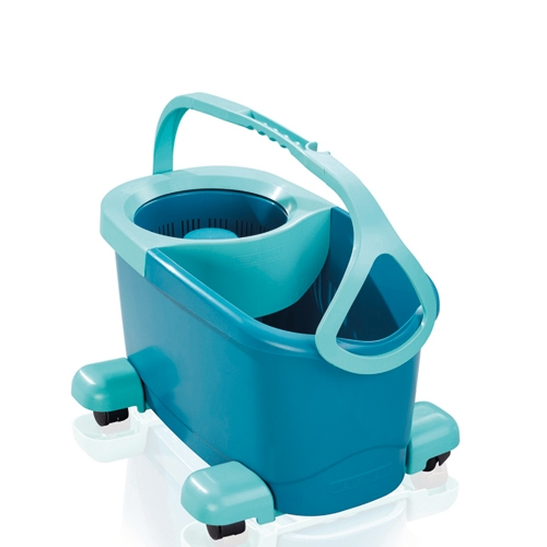 ערכת שטיפה CLEAN TWIST Disc Mop Ergo mobile