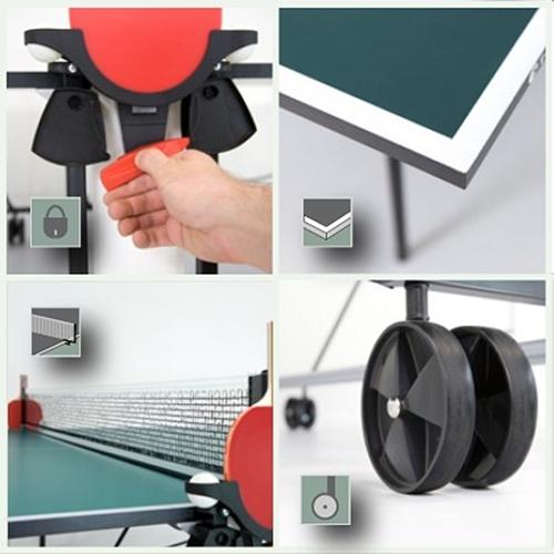 שולחן טניס לשימוש פנים דגם: champion100