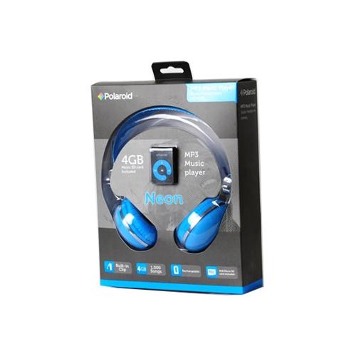 אוזניות קשת מעוצבות עם נגן MP3 במגוון צבעים