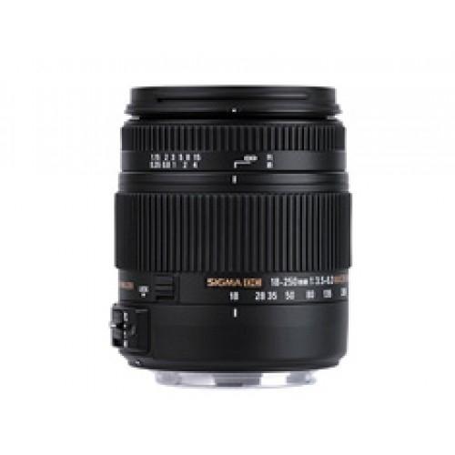 מצלמת רפלקס Nikon D7100 + Sigma 18-250mm