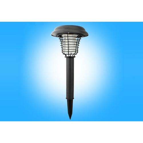 מנורת גינה סולארית עם תאורה עדינה וקוטל מעופפים