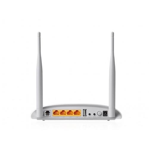 ראוטר + מודם +VDSL/ADSL2 דגם TD-W9970
