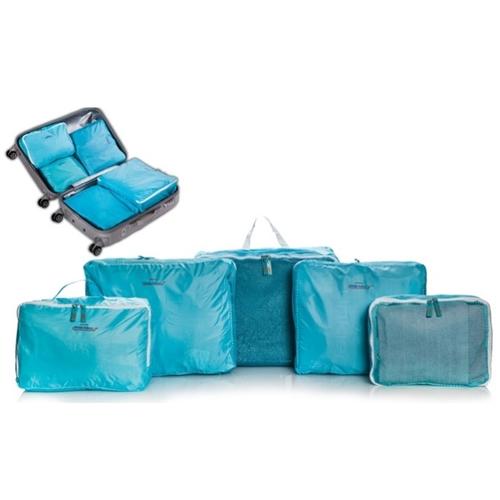 סט 5 חלקים לארגון המטען במזוודה