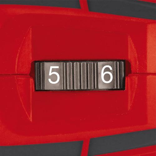 סט משחזת ציר אלקטרונית 135W עם 189 חלקים
