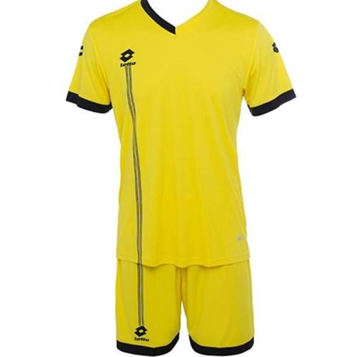 סט חולצה ומכנס דרי טק Lotto דגם: EURO