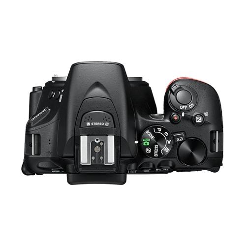 מצלמת Nikon D5600 גוף לבד אפשרות הוספת מגוון עדשות