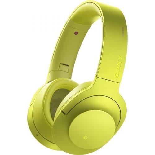 אוזניות אלחוטיות BT NFC דינמיות מרופדות MDR-100ABN