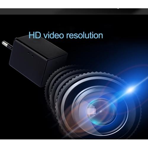 מצלמת IP אלחוטית זעירה נסתרת במטען קיר USB