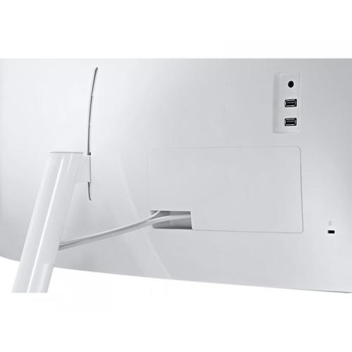 מסך מחשב קעור ואיכותי מבית Samsung