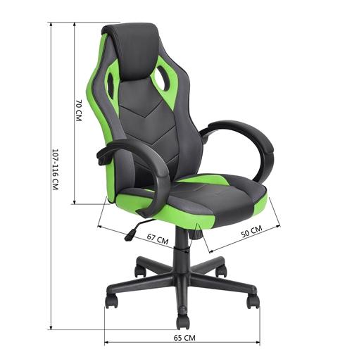 כסא גיימרים מטורף לבית או למשרד