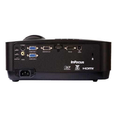 מקרן קולנוע ביתי  1024X768 כולל HDMI דגם: IN114A