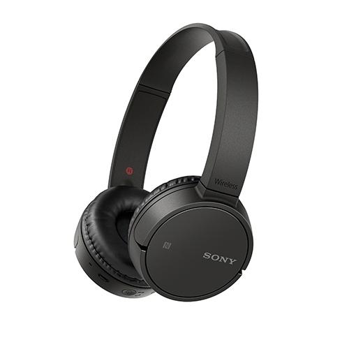 אוזניות דינמיות מרופדות BT, NFC דגם MDR-ZX220BT
