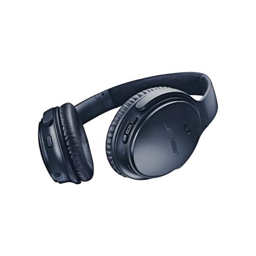 אוזניות הדגל האלחוטיות BOSE QC 35 II מבטלות רעשים