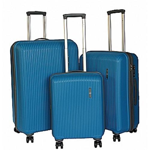 """סט מזוודות קשיחות 3 יח' 32"""" 27"""" 20"""" דגם Texas"""