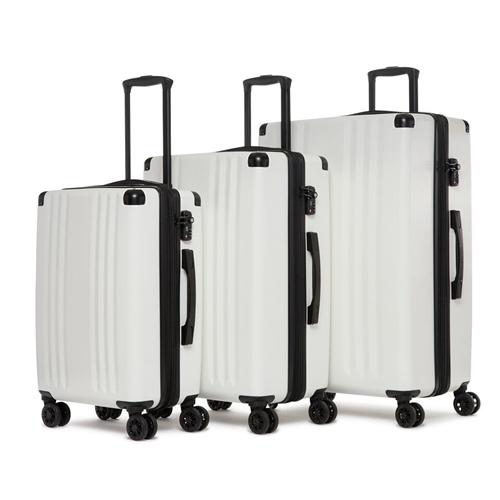 """סט מזוודות קשיחות 3 יח' 28"""" 24"""" 20"""" דגם Ambeur"""