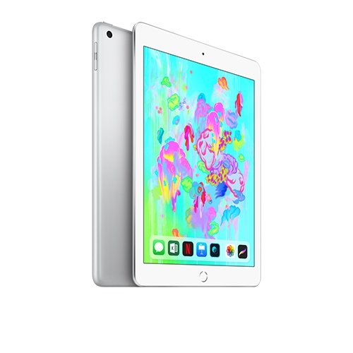 אייפד ''Apple  iPad Wi-Fi + Cellular 128GB 9.7