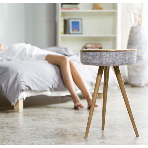שולחן רמקול מעוצב עם עמדת טעינה NOA Sound Box V800