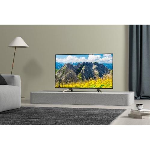 טלוויזיה 55'' LED SMART 4K דגם: KD-55XF7596BAEP