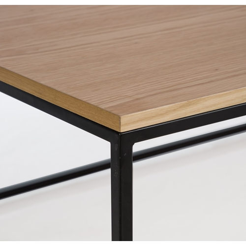שולחן סלון טרנדי בעיצוב נקי ביתילי תוצרת ישראל