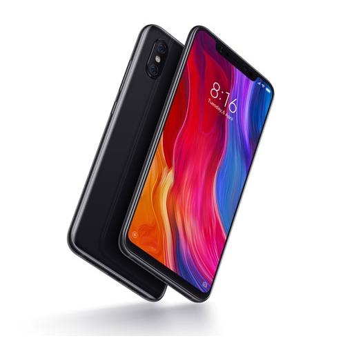 סמארטפון Xiaomi Mi 8 64GB שנתיים אחריות יבואן רשמי