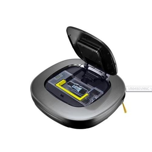 שואב אבק רובוטי LG מנגב דגם VR6480VMNC